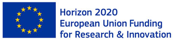 Horizon 2020 EU finding for Research and Innovation logo