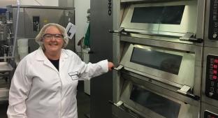 Amy Jackson, Bakery Technologist
